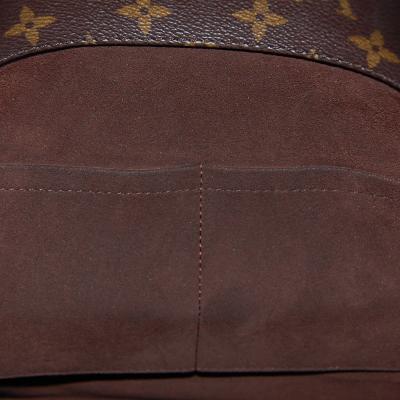 monogram pocket tote bag 2